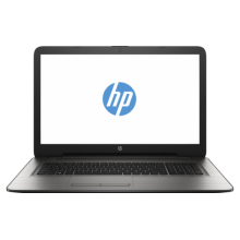 "Ноутбук HP 17-y003ur A6 7310/4Gb/1Tb/DVD-RW/AMD Radeon R4/17.3""/HD+ (1600x900)/Windows 10 64/black/W"