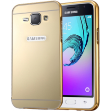 Сотовый телефон SAMSUNG J120F Galaxy J1(2016) DS Gold* LTE